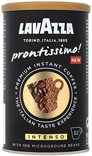 cafe soluble lavazza